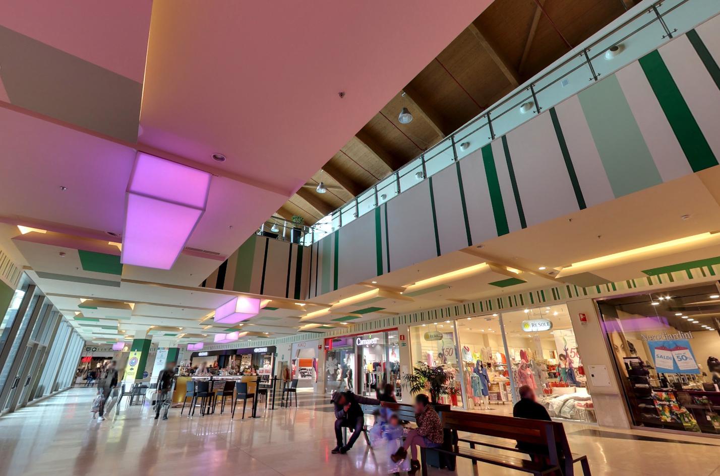 Auchan porte di catania immobiliareuropea for Negozi di arredamento catania